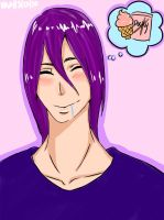 mukkun and sweets by MoonLightSadness10