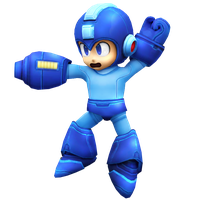 MEGAMAN MODEL YES!!! by Nibroc-Rock