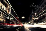 My way to Picadilly by akronic