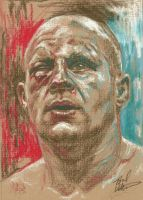 Fedor Emelianenko by therealbradu