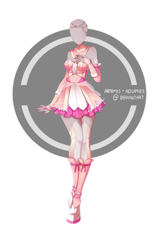 Outfit Adoptable 2 [CLOSED] by Artemis-adopties