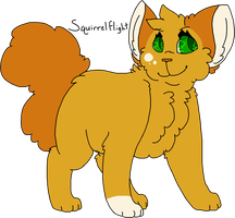 48 Squirrelflight by Icedog-McMuffin