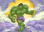 Hulk Smash by 2Ajoe