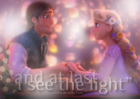 Tangled - I see the light by Tiinkerbellx3