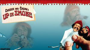 Cheech and Chong Up In Smoke Wallpaper by randyadr