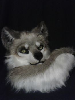 Wolfmix, Head+Tail [SOLD] by LioXan