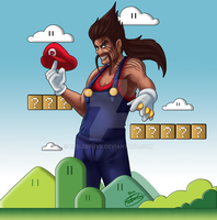 Draven Mario by Red-Zephyr