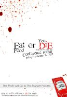 Eat or DiE by tktino
