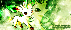 Leafon by crystalcleargfx