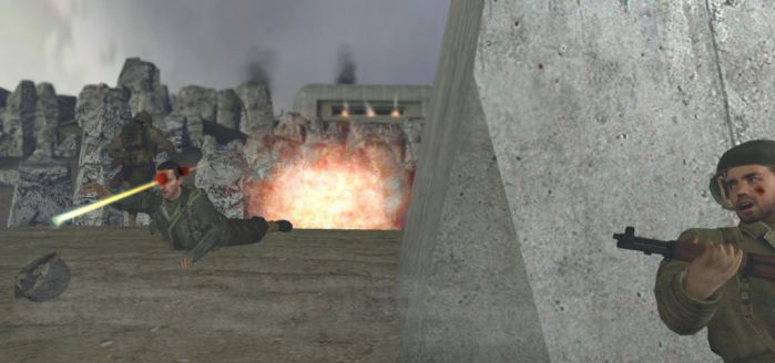 D-Day US Invasion into Germany Gmod by Sunnydragoon