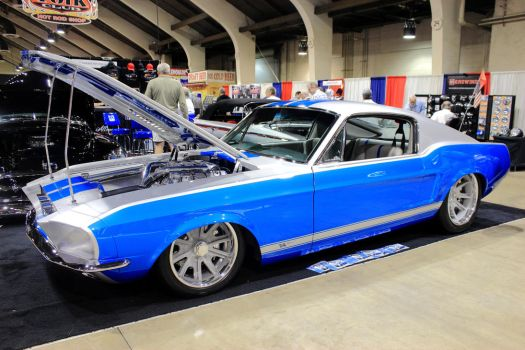 M67 Mustang by DrivenByChaos