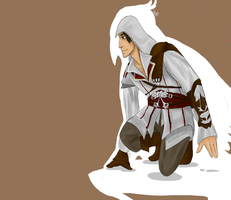 Ezio - Request by LacotaWolf