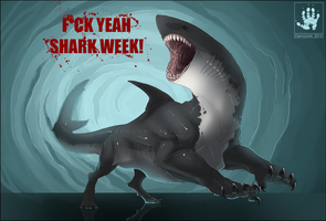 SharkWeek 2015 by DemonML