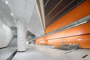 Dhoby Ghaut Circle Line by Draken413o