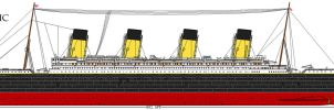 RMS Olympic by lupin3ITA