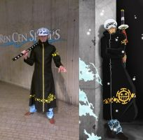 Time-Skip Trafalgar Law by Trafalgar1412