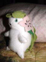 Shaymin Plush by Armadeo
