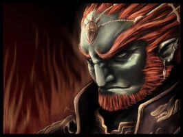 Ganondorf by NatiHassansin
