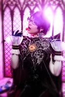 Bayonetta 2 - candy.... by arienai-ten