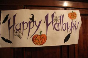 Happy Halloween! by Almile