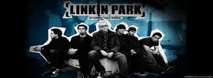 Linkin Park Facebook Cover by cutielou