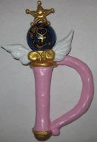 Sailor mercury crystal wand by Sailor-Moon-stuff