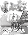 Doomsday Hetalia Page 2 by Cioccolatodorima