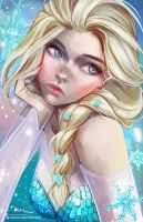 Frozen: Elsa by Hassly