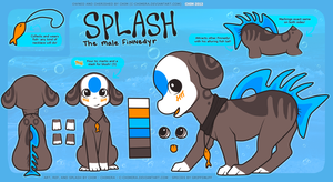 OC: SPLASH! by c-Chimera