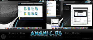Axenic for Vista 1.2 by Austin8159