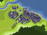 Ravens Roost.   Sewer system overlay by gothicus