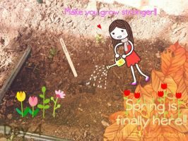 Spring is here by untitled512