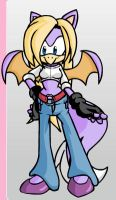 ToonQueen: Sonic Style by ToonQueen