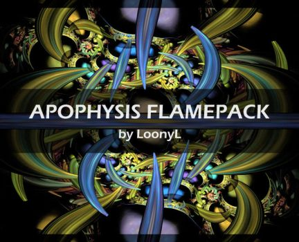 Apophysis Flamepack by Loony-Lucy