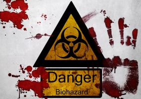 Danger Zombies by wasted49