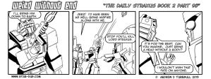 The Daily Straxus Book 2 Part 98 by AndyTurnbull