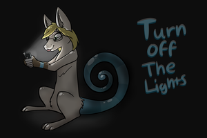 Turn Off The Lights by TheSadLonelyFox