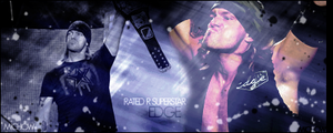 The Rated R Superstar - Edge by Michow619
