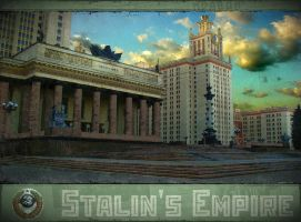 Stalin's Empire 2 by inObrAS
