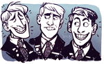 Kenneth Parcell by SIIINS