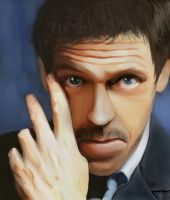 Gregory House, M.D. by Poprock-Kiss