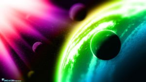 color blast planet HD by DANCE-of-COBRA
