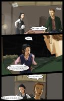 The Florist and the Chef:Pg 21 by TedChen