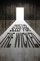 There's no sleep for the wicked by kapailuj