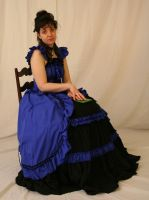 The Victorian Lady 42 by MajesticStock