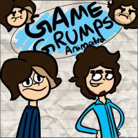 And We\'re the Game Grumps by bobpatrick7