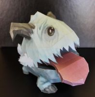 Poro by portaldragon