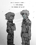 SnK - You were always by PinK-BanG