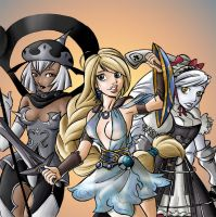 Soulcalibur IV by Chocolerian