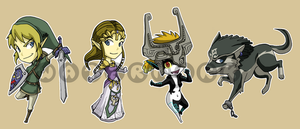 Stickers:Legend of Zelda:TP1 by forte-girl7